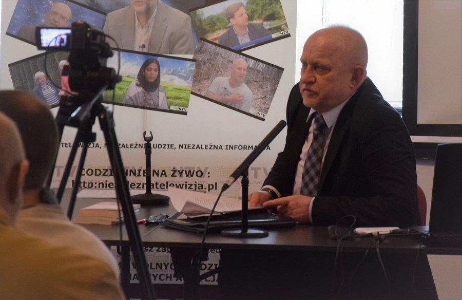 Utopia czy szansa? Demokracja bezpośrednia w Polsce – Prof. dr Mirosław Matyja